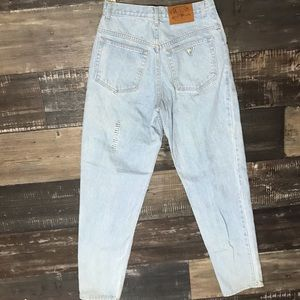 NWT 80s Vintage Guess Jeans made in USA